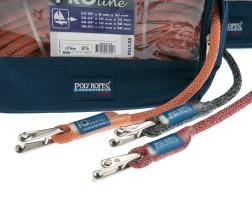 Bild med länk till högupplöst bild PolyRopes PROline - fallina med isydd schackel
