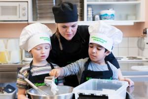 Förskolan Stavstugan i Katrineholm finalist i Arla Guldko® 2017