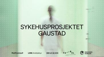LINK skal tegne nye Rikshospitalet på Gaustad