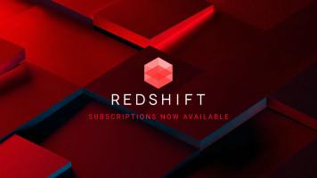 Redshift ist jetzt im Abo erhältlich