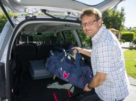 Forkert pakning af feriebilen kan få fatale konsekvenser - kør ikke på ferie med en elefant på bagsædet