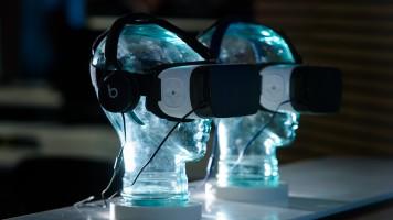 Visa Innovation Center VR Side
