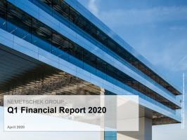 Nemetschek Group: Solid start to 2020 in an uncertain market environment, outlook confirmed
