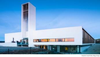 LINK arkitektur prækvalificeret til Trekroner Kirke
