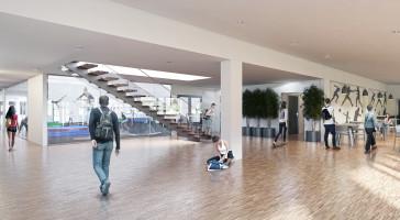 Nu kan Gymnastikens Hus i Umeå bli verklighet