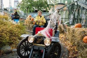 Idag öppnar Halloween på Gröna Lund - begränsat antal platser per dag