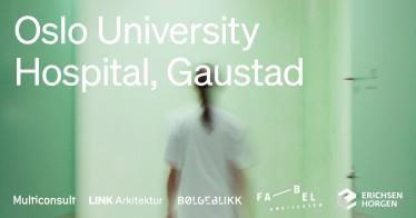 LINK Arkitektur will be designing the new Oslo University Hospital