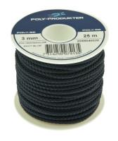 Bild med länk till högupplöst bild Polyestersilkelinor Nya färger 2013 - Navyblå spole