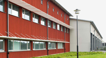 LINK nomineras till Fortifikationsverkets Arkitekturpris