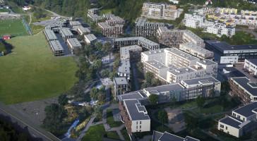 Landets første Svanemerkede leilighetsprosjekt er overlevert