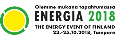 Kiwa Inspecta mukana Energia-messuilla Tampereella