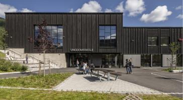 Åpning av Atrå ungdomsskole og samfunnshus