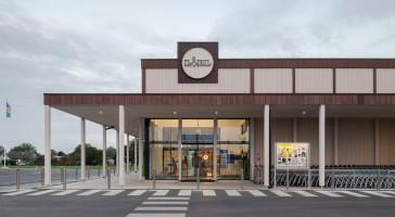 Lidl-butik nominerad till Årets Bygge