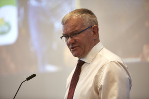 Arla chairman Åke Hantoft