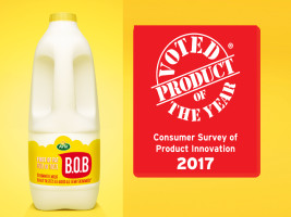 Arla triumphs again at Product of the Year Awards