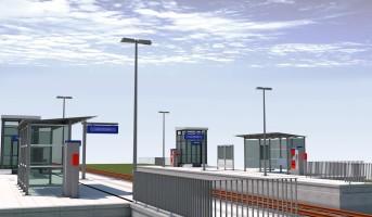 Update verfügbar: ALLPLAN veröffentlicht Projektvorlage für die BIM-basierte Bahnsteigplanung auf Basis von ALLPLAN 2021