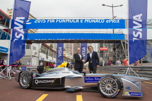 Visa Europe becomes Official Payment Partner to the FIA Formula E Championship