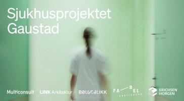 LINK Arkitektur ska rita det nya Rikshospitalet i Oslo