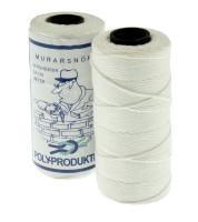 Bild med länk till högupplöst bild Murarsnöre vitt Poly-Produkter