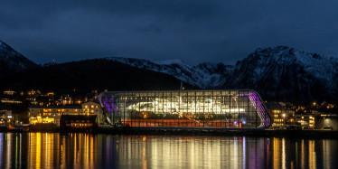 Åpning av det nye Hurtigrutemuseet