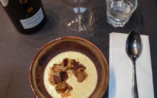 Färna Herrgård är bäst på att  skapa en oväntad matkombination