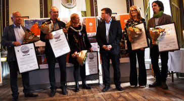 LINK arkitektur har vunnet Stavanger kommunes byggeskikkpris 2016 med prosjektet 5° Øst