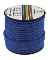 Bild med länk till högupplöst bild Poly-Light-8 blå, 4 mm x 12 m, spole