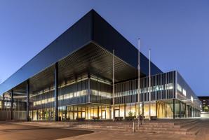 LINK tegner ny multihal til Arena Randers