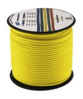Bild med länk till högupplöst bild Poly-Light-8 gul, 2 mm x 50 m, spole