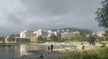 Viktig milepæl for sykehuset i Drammen