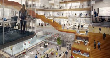 Seier i konkurranse om nytt bygg for NTNU og Sit