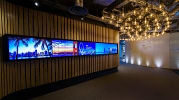 Visa Innovation Center Entrance