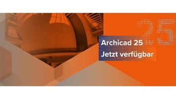 Archicad 25: Großartig Planen – bis ins Detail