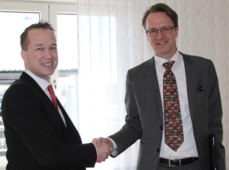 Orio fortsätter värna om Saab-ägare – sluter globalt distributionsavtal med Nevs