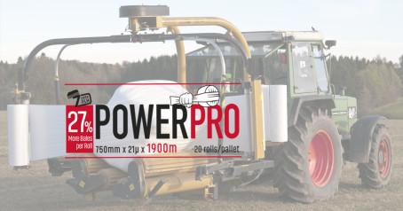 Bild med länk till pressrelease Power Pro - för den krävande miljövännen