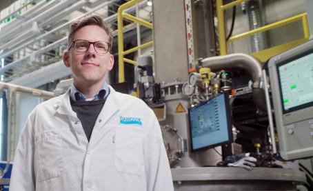 """""""Forskningssamverkan är en viktig del i vårt arbete med att industrialisera additiv tillverkning"""""""
