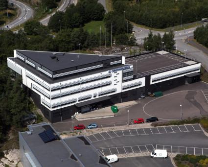 Christian Berner Invest AB säljer kontorsbyggnad i Mölnlycke till Eklandia Fastighets AB