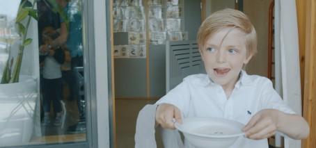 Verdens første barnehagerestaurant på Restaurant Day!