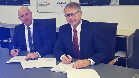 Orio Deutschland GmbH from 1st January 2018 new Carat/ad-CARGO limited partner