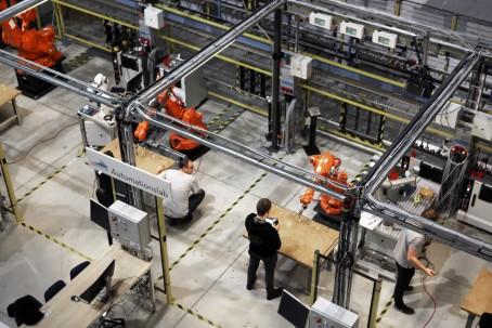 Regionens industri stärks genom ny satsning på Produktionstekniskt Centrum