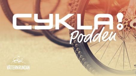 Vätternrundan startar podcast om cykling