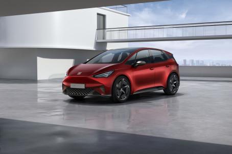 Konceptbilen el-Born: SEATs elektriske fremtid