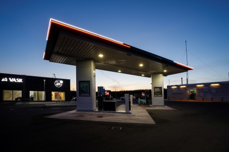 Tankstation_LED