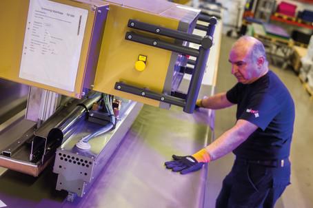TEKONF – ett kompetent företag inom teknisk konfektion