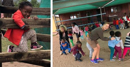 Saubona- reisehilsen fra Zululand!