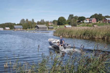 Midmarine satsar på hållbara båtar