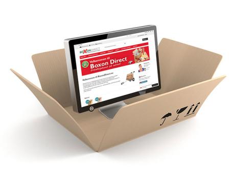 Boxon fortsätter sin nordiska e-handelssatsning med webshop i Norge