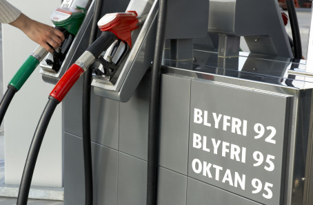 Benzinstander