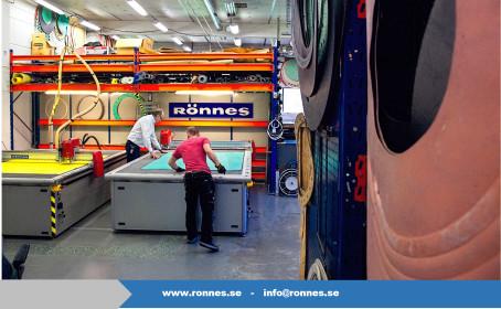 Teknikprodukter och Rönnes går samman till ett bolag