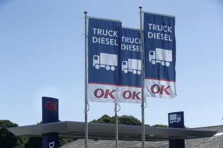 Flag Truck Diesel
